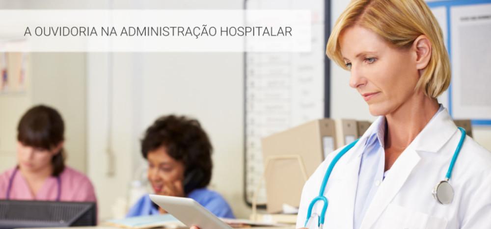 ouvidoria na administração hospitalar