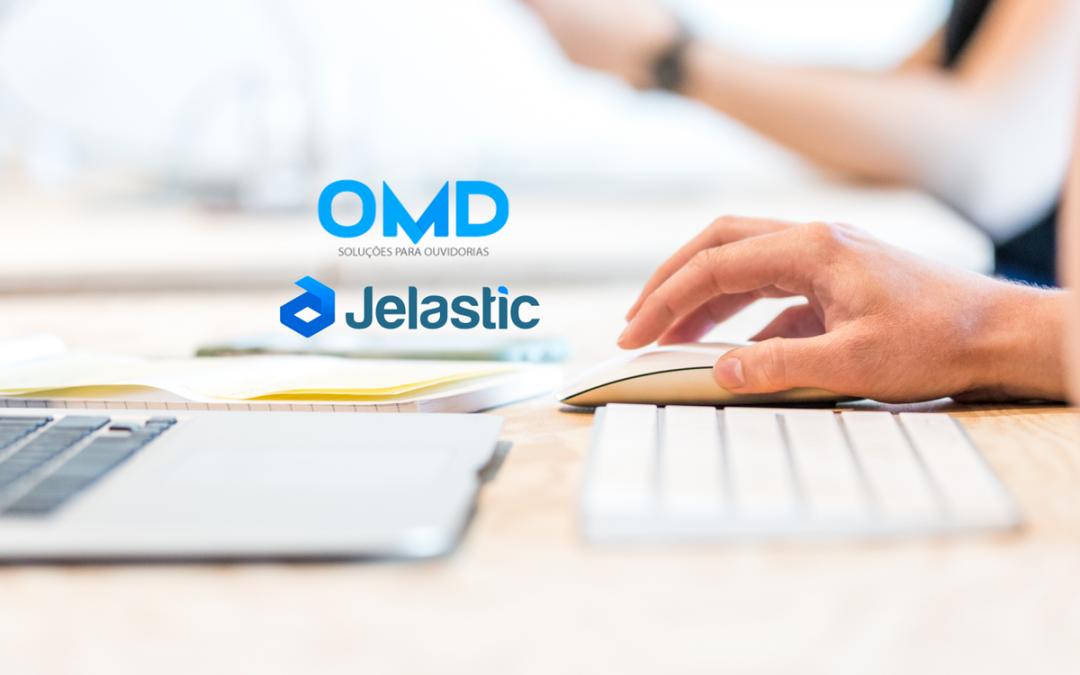 OMD e Jelastic: mais eficiência no gerenciamento de ouvidoria