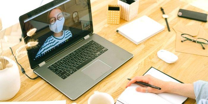 reuniões online